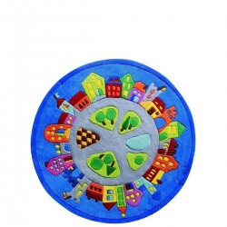 Haba Miasteczko dywan dziecięcy