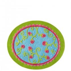 Haba Jungle dywan dziecięcy wełniany