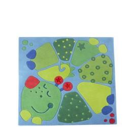 Haba Smok Fridolin dywan dziecięcy wełniany