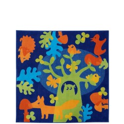 Haba Leśni Przyjaciele dywan dziecięcy