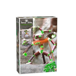 Haba Terra Kids Connectors Zestaw do konstrukcji figur