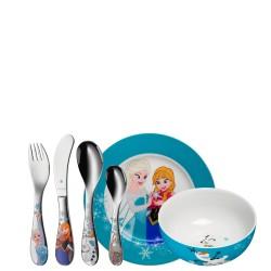 WMF Frozen zestaw dla dzieci, 6 el.