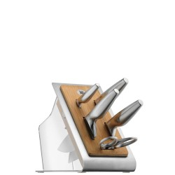 WMF Chef's Edition zestaw 6cz. noży w bloku