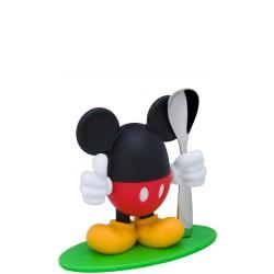 WMF Myszka Miki Podstawka na jajko z łyżeczką