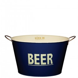 Kitchen Craft Lock In wiaderko do lodu Beer
