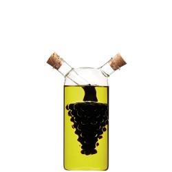 Dozownik do oliwy i octu 2w1