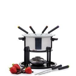 Kitchen Craft Zestaw do fondue z wymiennymi naczyniami