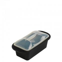 Mastrad Mastrad Silikonowa forma do terriny z pokrywką