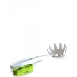 Tomorrows Kitchen Łyżka do spaghetti z minutnikiem 2 w 1