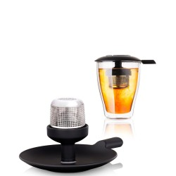 Tomorrows Kitchen Zaparzacz do herbaty z pokrywką