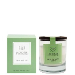 Green Tea & Lime Świeca zapachowa