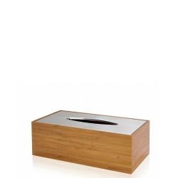 Move Bamboo Square Pudełko na chusteczki