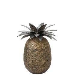 Eichholtz Pineapple pojemnik na drobiazgi