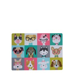 MASON CASH Pawtrait Pets podkładka pod miskę