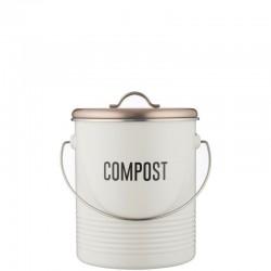 TYPHOON Vintage Copper kompostownik