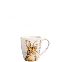 PRICE & KENSINGTON Back To Front Bunny Mug kubek