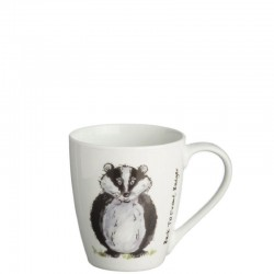 PRICE & KENSINGTON Back to Front Badger Mug kubek