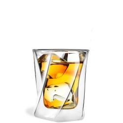 Vialli Design Cristallo szklanka do whiskey z podwójną ścianką