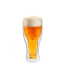 Amo szklanka do piwa z podwójną ścianką