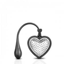 Heart duża zaparzaczka do herbaty w kształcie serca
