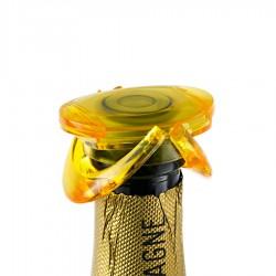 AdHoc TAPPI stoper do szampana, żółty