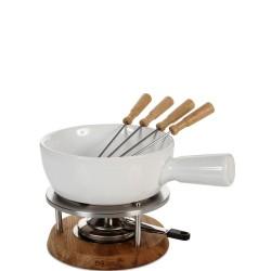 Bianco zestaw do fondue