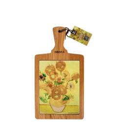 Van Gogh - Słoneczniki Deska do sera