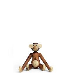 Małpka Dekoracja drewniana