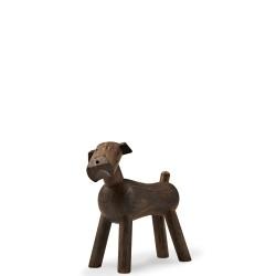 Pies Tim Dekoracja drewniana