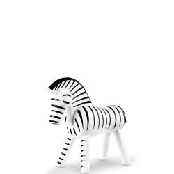 Zebra Dekoracja drewniana