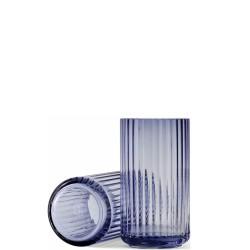 Blue Wazon szklany