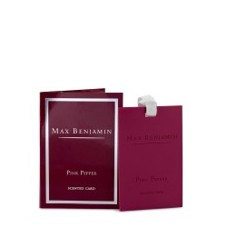 Pink Pepper karta zapachowa