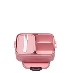 Take a Break Midi Lunchbox Bento, Nordic Pink