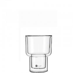 Hot cool Zestaw dwóch szklanek
