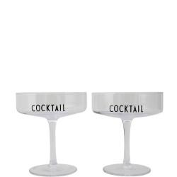 Cocktail Zestaw 2 kieliszków