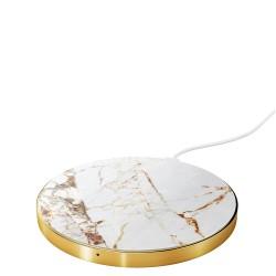 Carrara gold Ładowarka bezprzewodowa z technologią Qi