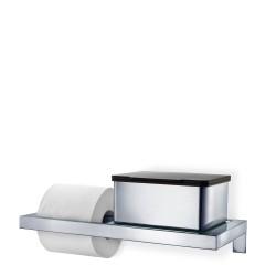 Blomus Menoto Uchwyt na papier toaletowy z półką