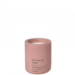 Blomus Sea Salt & Sage, Withered Rose świeca zapachowa