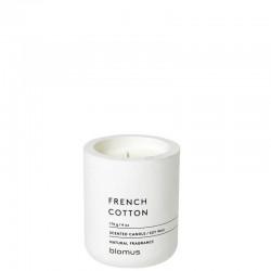 Blomus French Cotton, Lily White świeca zapachowa