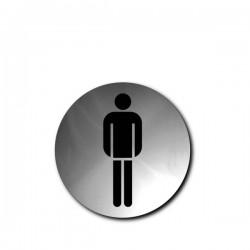 Blomus Signo piktogram okrągły do toalety męskiej