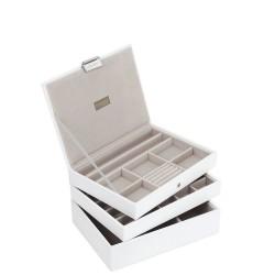 Classic Pudełko na biżuterię potrójne