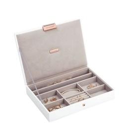 Classic Pudełko na biżuterię z pokrywką, edycja Rose Gold