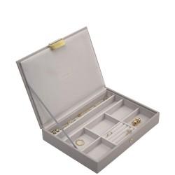 Classic Pudełko na biżuterię z pokrywką