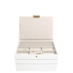Classic Croc Potrójne pudełko na biżuterię