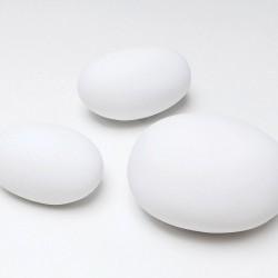 Świecące kamienie Zestaw 3 lamp led