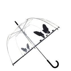 Smati Smati parasol przezroczysty pies