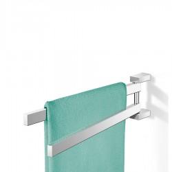 Zack Linea wieszak na ręcznik, podwójny, ruchome ramiona