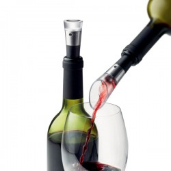Menu Vignon pompka i nalewak do wina