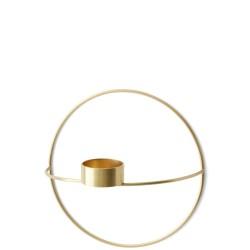 POV Circle świecznik naścienny na tealight