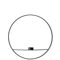 Menu POV Circle świecznik naścienny na tealight